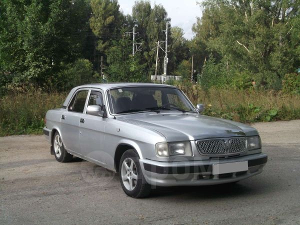 ГАЗ Волга, 2003 год, 90 000 руб.