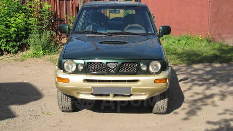 Nissan Terrano II, 1999 год, 550 000 руб.