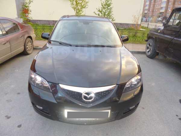 Mazda Mazda3, 2007 год, 455 000 руб.