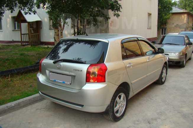 Toyota Corolla, 2004 год, 450 000 руб.