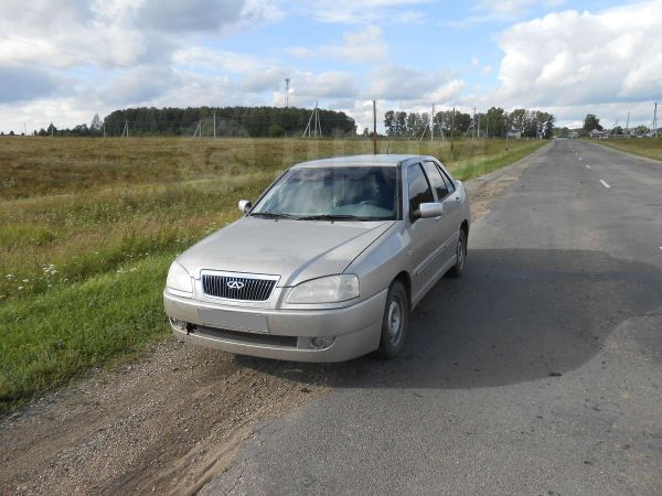 Chery Amulet A15, 2007 год, 140 000 руб.
