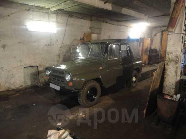 УАЗ 469, 1987 год, 85 000 руб.