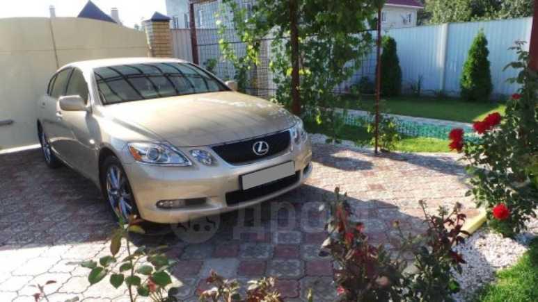 Lexus GS450h, 2007 год, 1 100 000 руб.