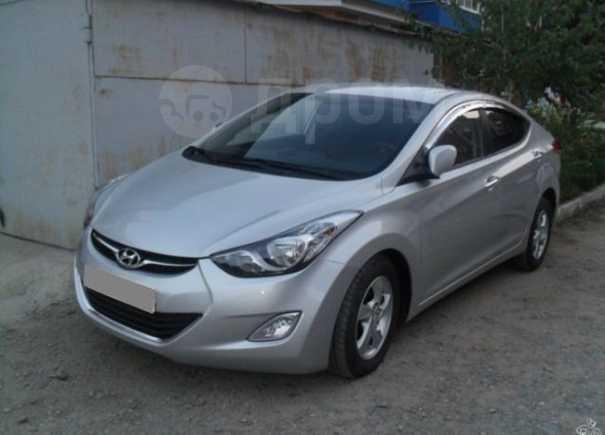 Hyundai Avante, 2011 год, 735 000 руб.