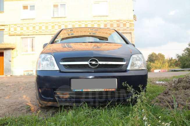 Opel Meriva, 2003 год, 210 000 руб.