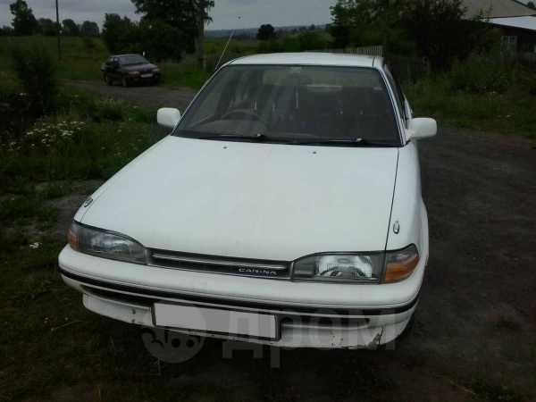 Toyota Carina, 1990 год, 100 000 руб.