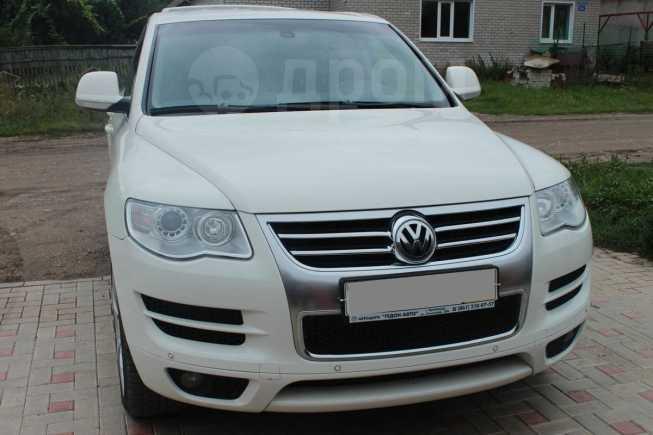 Volkswagen Touareg, 2008 год, 1 210 000 руб.
