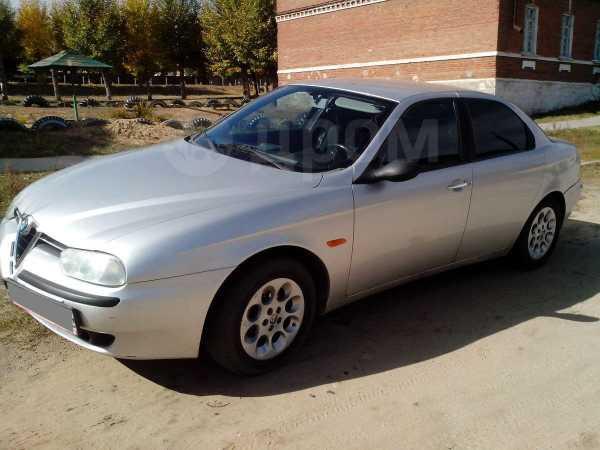 Alfa Romeo 156, 2000 год, 280 000 руб.