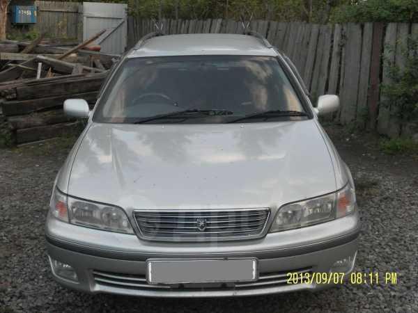 Toyota Mark II Wagon Qualis, 2000 год, 320 000 руб.