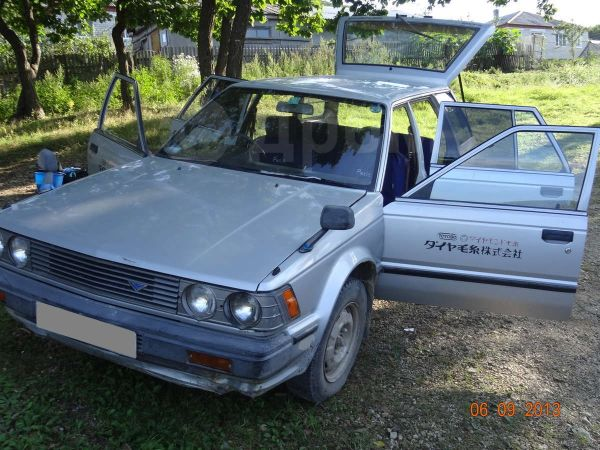 Nissan Bluebird, 1986 год, 55 000 руб.