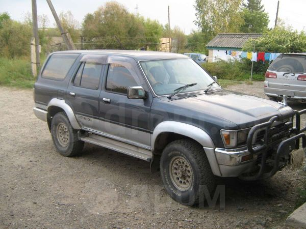 Toyota Hilux Surf, 1989 год, 230 000 руб.