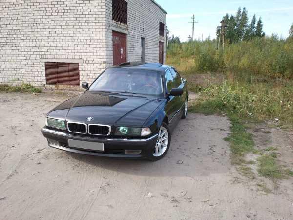 BMW 7-Series, 1996 год, 290 000 руб.