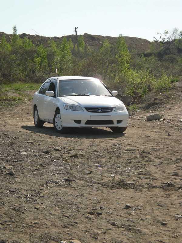 Honda Civic Ferio, 2004 год, 310 000 руб.