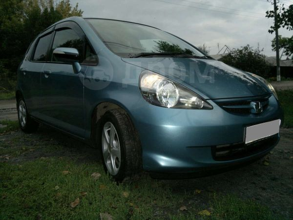 Honda Fit, 2005 год, 310 000 руб.
