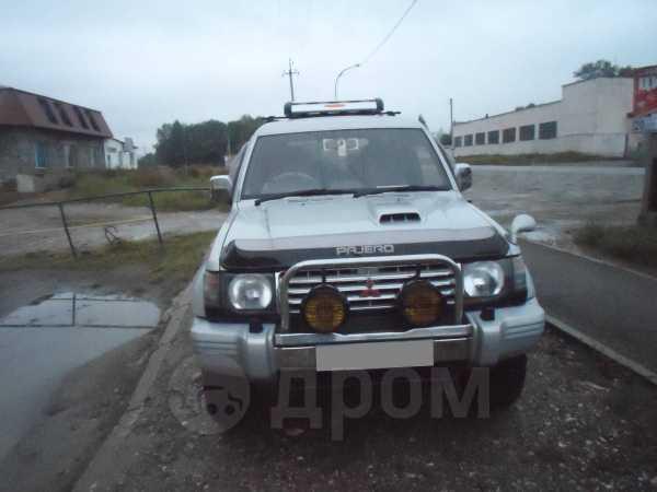 Mitsubishi Pajero, 1996 год, 520 000 руб.