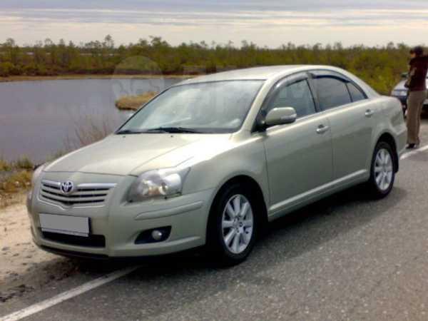 Toyota Avensis, 2008 год, 680 000 руб.