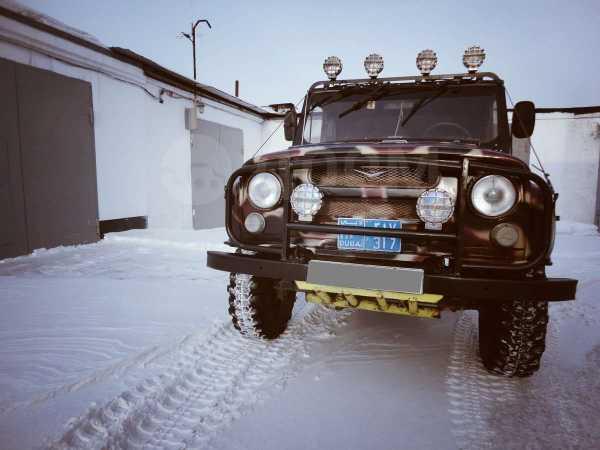 УАЗ 3151, 1993 год, 235 000 руб.