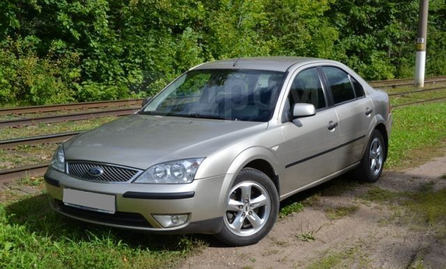 Ford Mondeo, 2004 год, 349 000 руб.