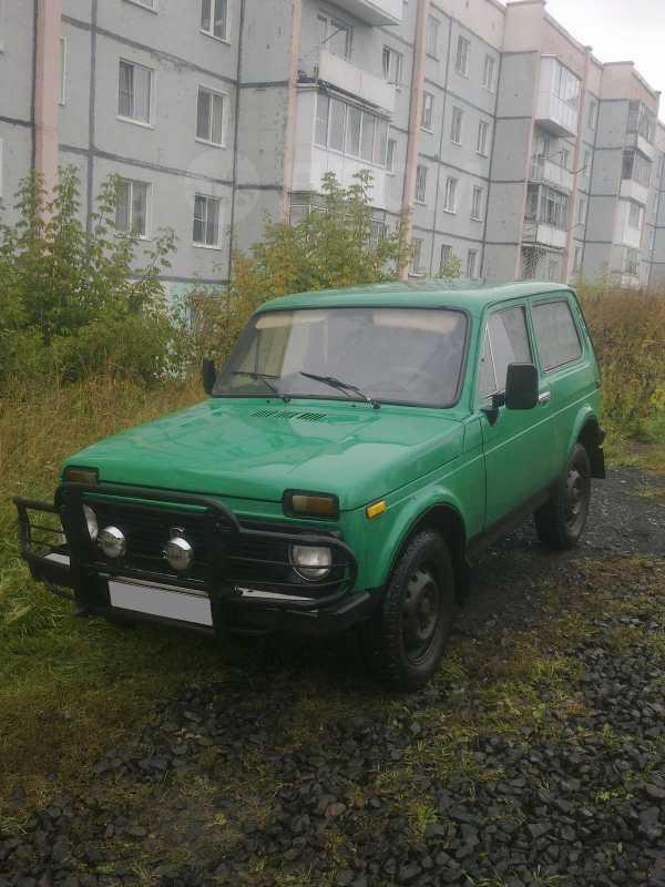 Лада 4x4 2121 Нива, 1995 год, 70 000 руб.
