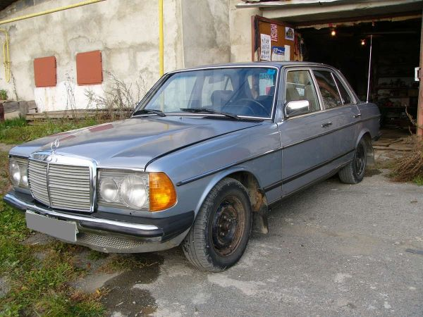 Mercedes-Benz Mercedes, 1980 год, 120 000 руб.