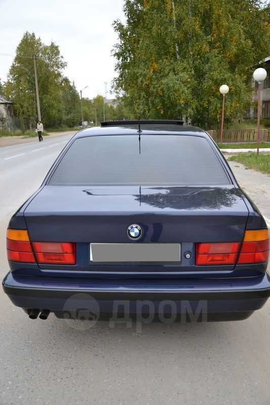 BMW 5-Series, 1988 год, 210 000 руб.