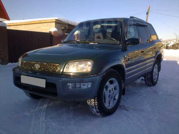 Toyota RAV4, 1998 год, 298 000 руб.