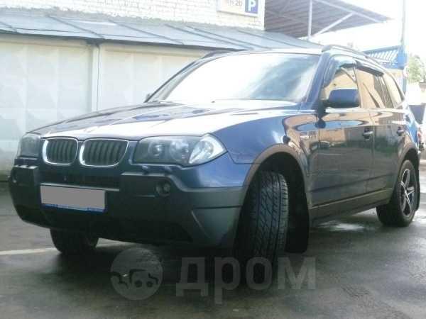 BMW X3, 2004 год, 720 000 руб.