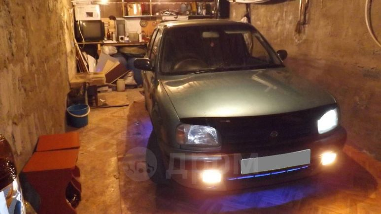 Nissan March, 1992 год, 135 000 руб.