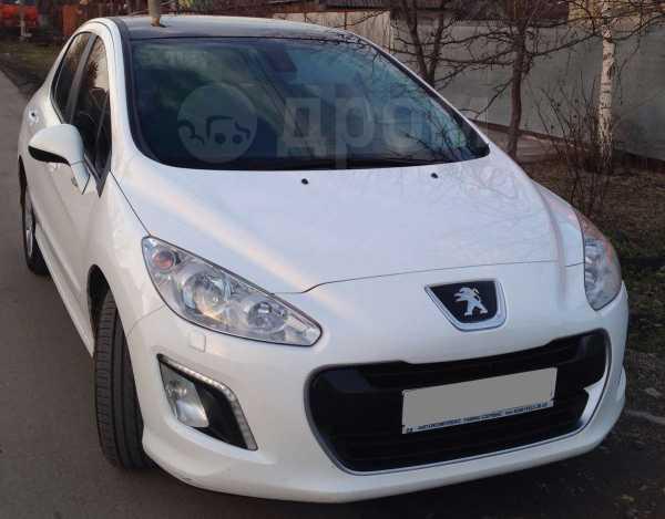 Peugeot 308, 2011 год, 430 000 руб.