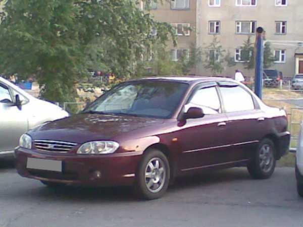 Kia Spectra, 2006 год, 250 000 руб.