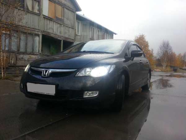 Honda Civic, 2009 год, 590 000 руб.