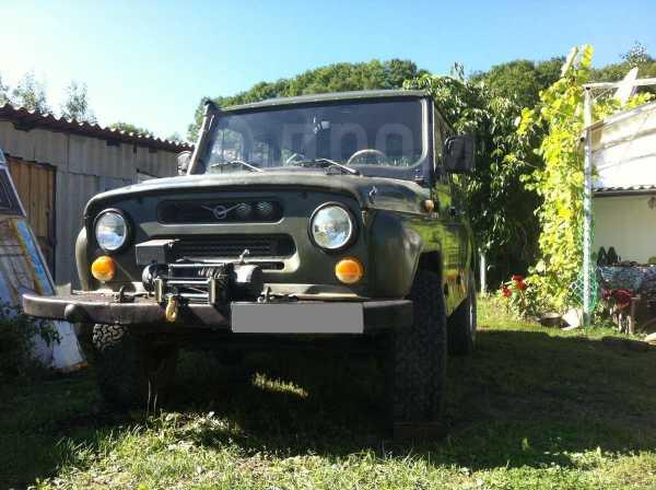 УАЗ 469, 1989 год, 170 000 руб.