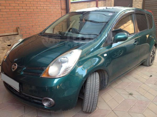 Nissan Note, 2005 год, 300 000 руб.