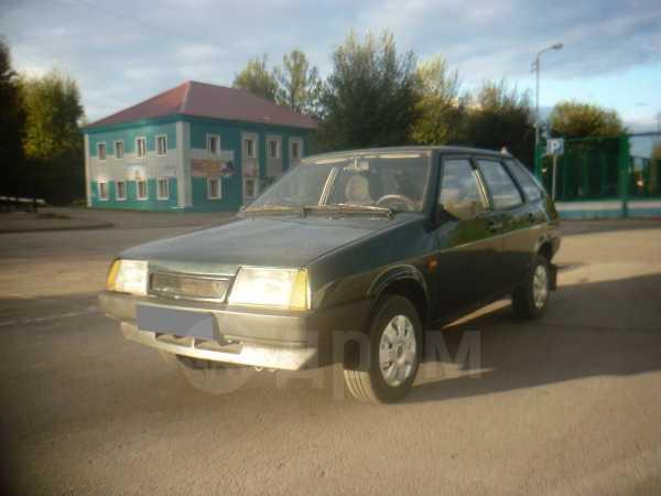 Лада 2109, 2002 год, 105 000 руб.