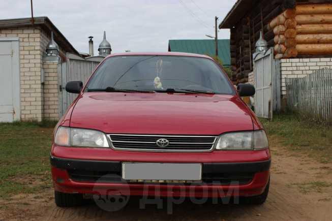 Toyota Carina E, 1994 год, 120 000 руб.
