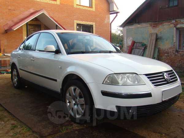 Volkswagen Passat, 2003 год, 299 999 руб.