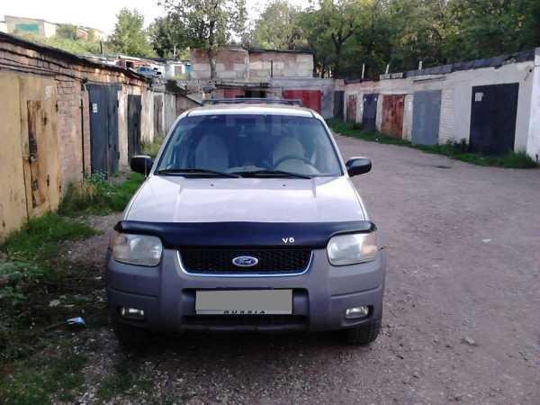 Ford Escape, 2001 год, 305 000 руб.