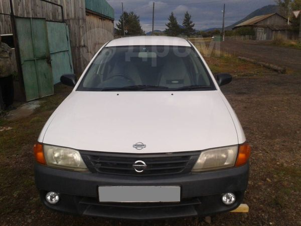 Nissan AD, 2000 год, 170 000 руб.