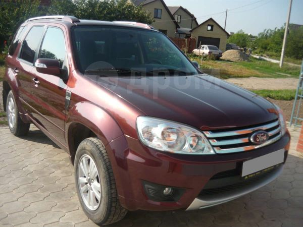 Ford Escape, 2009 год, 750 000 руб.