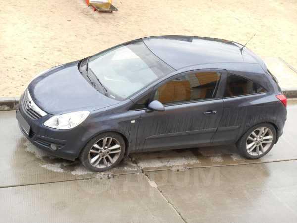 Opel Corsa, 2007 год, 365 000 руб.