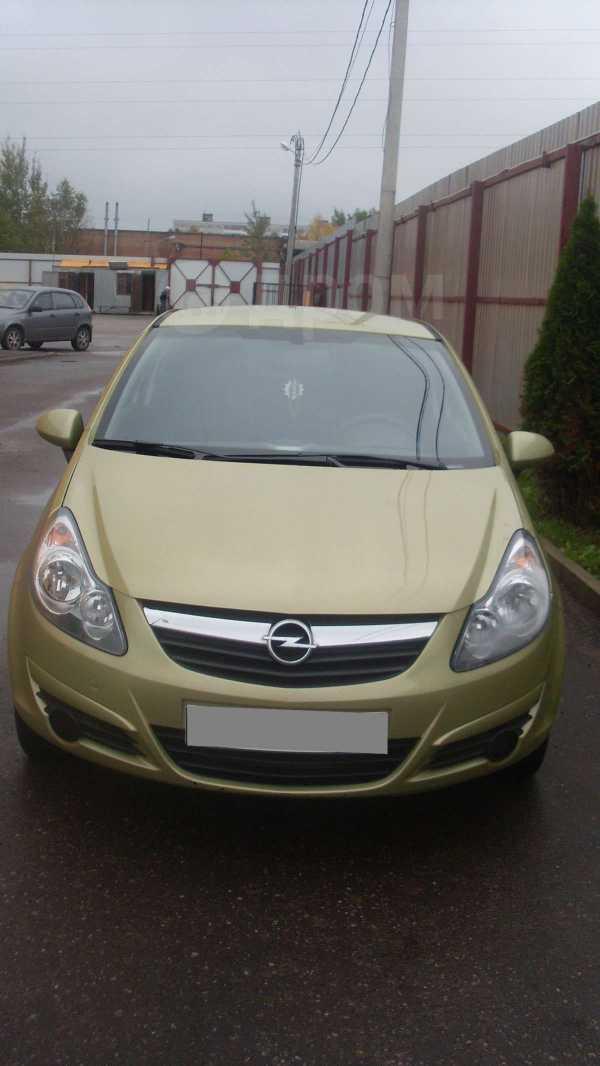 Opel Corsa, 2007 год, 360 000 руб.