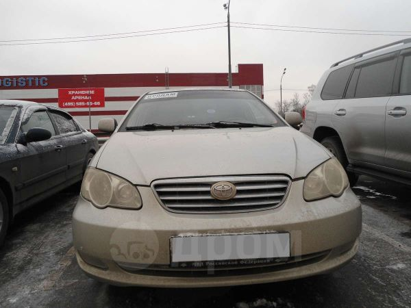 BYD F3, 2008 год, 250 000 руб.