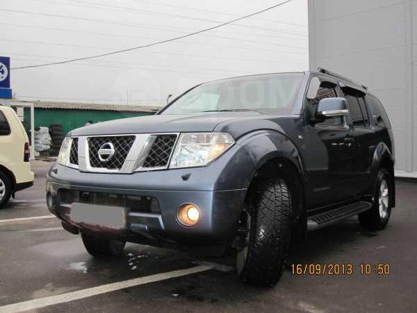 Nissan Pathfinder, 2008 год, 1 000 000 руб.