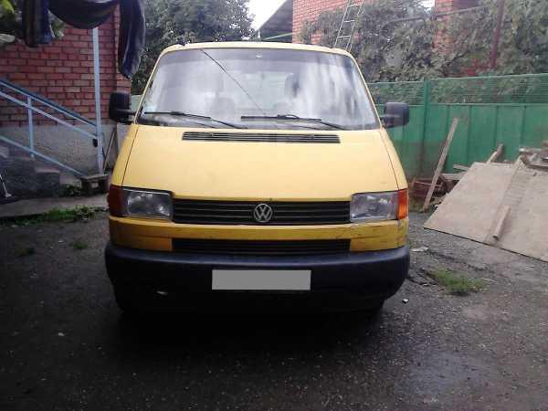 Volkswagen Transporter, 1997 год, 250 000 руб.