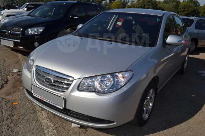 Hyundai Elantra, 2010 год, 555 000 руб.