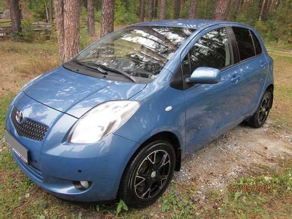 Toyota Yaris, 2008 год, 440 000 руб.