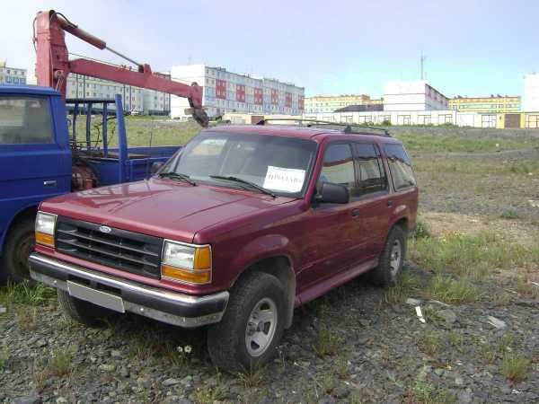 Ford Explorer, 1994 год, 300 000 руб.