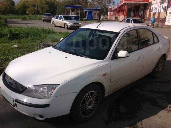 Ford Mondeo, 2002 год, 240 000 руб.