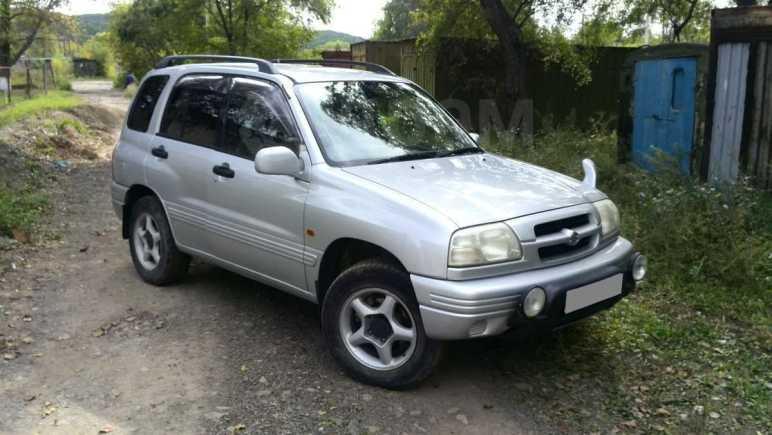 Suzuki Escudo, 1999 год, 390 000 руб.