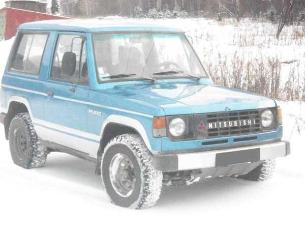 Mitsubishi Pajero, 1988 год, 180 000 руб.